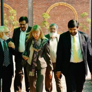 German Ambassador visited SCIL