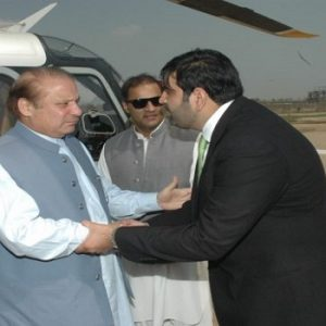 Mr. Nawaz Sharif, The Prime Minister Visit – September 2016