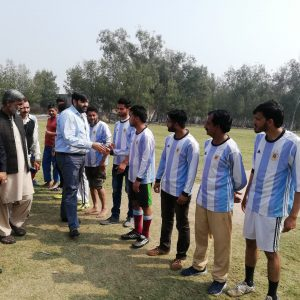 Opening ceremony of Sports Gala 2020 on 27-02-2020