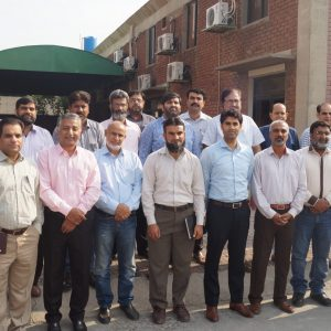 Servant Leadership Training Session by Chief Operating Officer on 23-10-2019